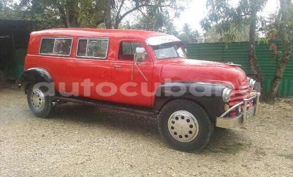 Comprar Usados Carro Chevrolet 1950 Otro en Guantanamo en Guantanamo