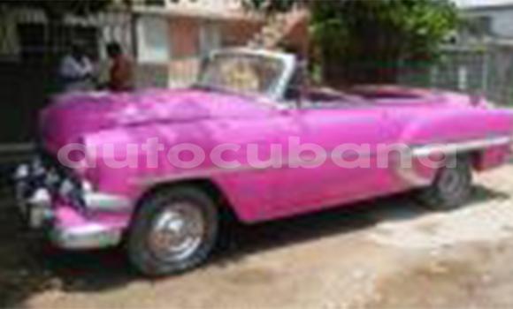 Comprar Usados Carro Chevrolet 1954 Otro en Cacocum en Holguin
