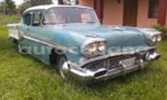 Comprar Usados Carro Pontiac 1958 Otro en Jovellanos en Matanzas
