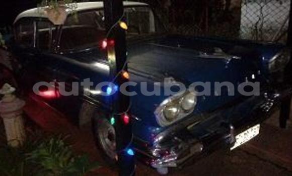 Comprar Usados Carro Pontiac 1958 Otro en Havana en Habana